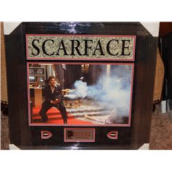 SCARFACE ENSEMBLE - SIGNED BY AL PACINO