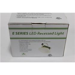E-SERIES RECESSED LED LIGHT X8