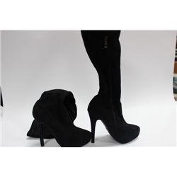 NEW HILLARI BLACK BOOTS - LADIES SIZE 10