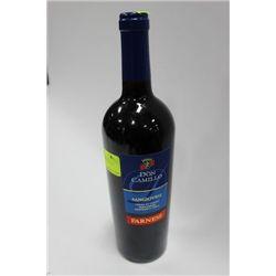 DON CAMILLO SANGIOVESE 2011 WINE