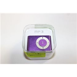 NEW MP3 PLAYER AS THEY COME