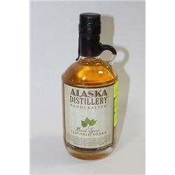 ALASKA  DISTILLERY HANDCRAFT BIRCH SYRUP VODKA