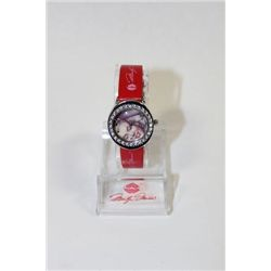 MARILYN MONROE COLLECTOR LADIES WATCH