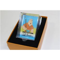 FAMILY GUY COLLECTOR CARD SET 2011