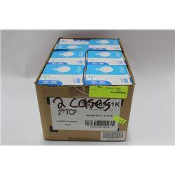 CASE OF 6 1G250951K 9 WATT=45 WATT H.E LIGHTBULBS