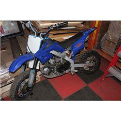 2006 DUCAR 125cc. DIRT BIKE