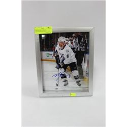 MARK REECHI AUTHENTIC AUTOGRAPHED PICTURE 577 GOAL