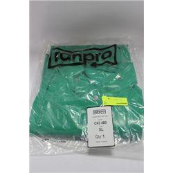 RANPRO HEAVY DUTY REFLECTIVE RAINCOAT ON CHOICE XL