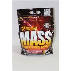15LB BAG OF MUTANT MASS MUSCLE GAINER