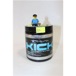 KICK CONCENTRATED ENERGY AND FOCUS ACTIVATER