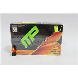 BOX W/ 12 GEL PACKS OF TROPICAL MANGO DIETERY