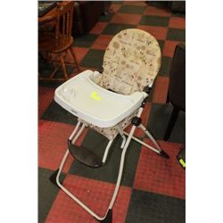 COSCO BABY HIGH CHAIR