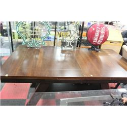RUSTIC STYLE KITCHEN TABLE