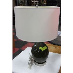 SHOW LAMP ON CHOICE:GREEN