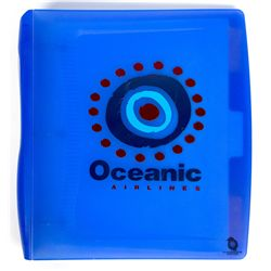 Collection of Oceanic Airlines Flight 815 Paraphernalia from LOST