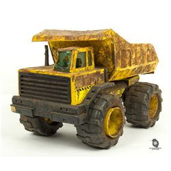 Toy Tonka Truck in the Polar Bear Cave from LOST