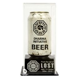Original Can of Dharma Beer from LOST