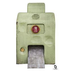 Original Dharma Fish Biscuit Machine from LOST