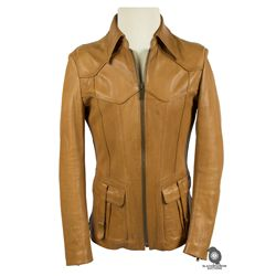 Boone's Signature Leather Jacket from LOST