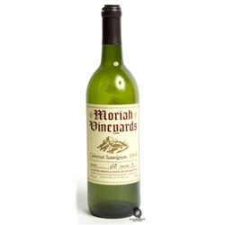 Moriah Vineyards Wine Bottle from LOST