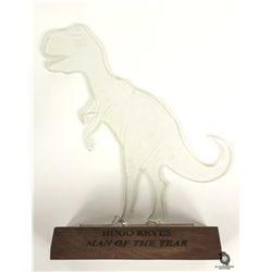 "Hurley's ""Man of the Year"" Dinosaur Award from LOST"