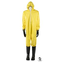 Kelvin's Complete Yellow Hazmat Suit from LOST