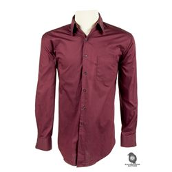Sawyer's Burgundy Shirt from the Finale of LOST