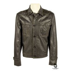 Sawyer's Leather Jacket from the Finale of LOST