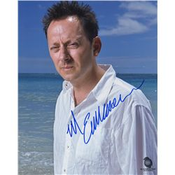 Michael Emerson Signed Photo as Ben from LOST