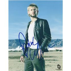LOST Cast Dominic Monaghan Signed Photo