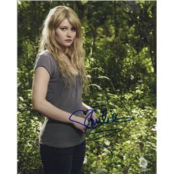 Emilie de Ravin Signed Photo as Claire from LOST