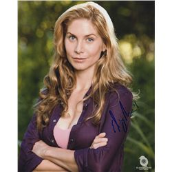 Elizabeth Mitchell Signed Photo as Juliet from LOST