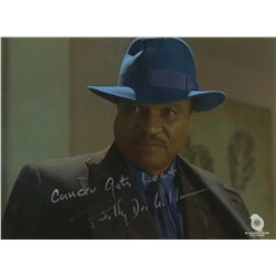 Billy Dee Williams Signed Photo as Mr. LaShade from LOST