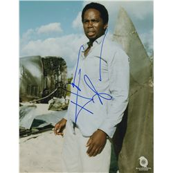 Harold Perrineau Signed Photo as Michael from LOST