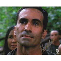Nestor Carbonell Signed Photo as Richard Alpert from LOST