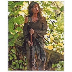 Mira Furlan Signed Photo as Rousseau from LOST
