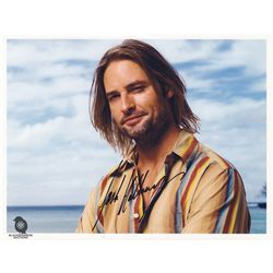 Josh Holloway Signed Photo as Sawyer from LOST