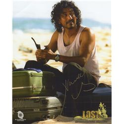 Naveen Andrews Signed Photo as Sayid from LOST