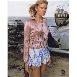 Maggie Grace Signed Photo as Shannon from LOST