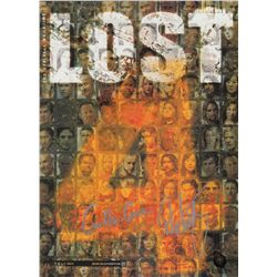 LOST Magazine Issue #4 Collector's Edition Signed by Carlton Cuse & Damon Lindelof