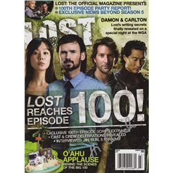 LOST Magazine Issue #23 100 Episode Edition Signed by Henry Ian Cusick