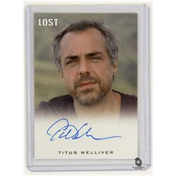 LOST Limited Edition Autograph Card for Man in Black