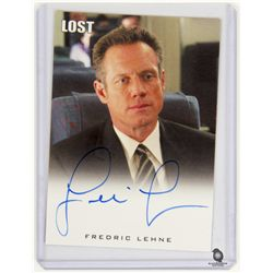 LOST Limited Edition Autograph Card for Marshal Mars