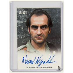 LOST Limited Edition Autograph Card for Omar