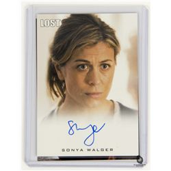 LOST Limited Edition Autograph Card for Penny