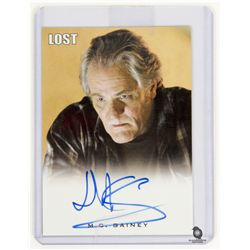 LOST Limited Edition Autograph Card for Tom Friendly