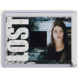 LOST Costume Trading Card for Claire