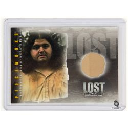 LOST Costume Trading Card for Hurley