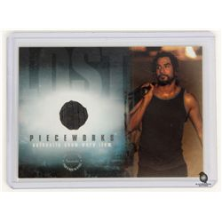 LOST Costume Trading Card for Sayid