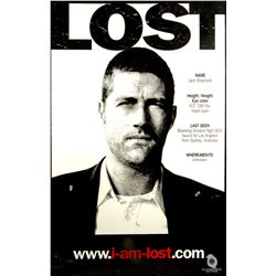 """I am Lost"" Poster Featuring Jack from LOST"